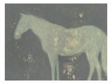 Sage Horse Reproduction d'art par Norman Wyatt Jr.