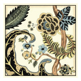 Jacobean Tile I