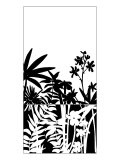 Tropical Silhouette I