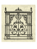 Printed Gate of Splendor I