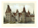Petite French Chateaux IV