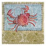Mosaic Crab