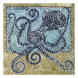 Mosaic Octopus