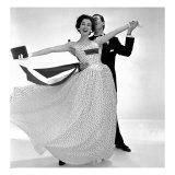 Spotty Dress  1957