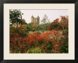 Autumn  Sissinghurst Castle  Kent  England  United Kingdom