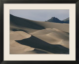 Landscape of Great Sand Dunes National Monument in Southern Colorado
