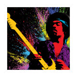 Jimi Hendrix: Psychedelic Splash