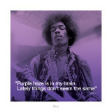 Jimi Hendrix: Purple Haze
