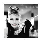 Audrey Hepburn in Breakfast at Tiffany&#39;s