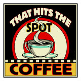 Coffee Hits the Spot