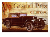 Grend Prix d&#39;Europe