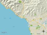 Political Map of Ventura  CA