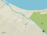Political Map of Lewes  DE