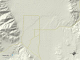 Political Map of Smith  NV