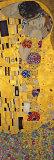 Le Baiser, vers 1907, détail Reproduction d'art par Gustav Klimt