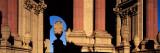 Columns of a Museum  Palace of Fine Arts  San Francisco  California  USA