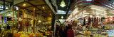Stalls in a Market  Mercado De La Esperanza  Santander  Cantabria  Spain