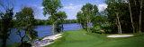 Golf Course at the Riverside  River Creek Club  Leesburg  Lake County  Virginia  USA