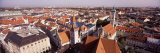 View of a City  Munich  Bavaria  Germany