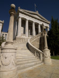 Staircase Towards National Library  National and Kapodistrian University of Athens  Greece