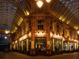 England  London  the Leadenhall Market in the City of London  UK