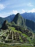 Cuzco  Machu Picchu  Peru