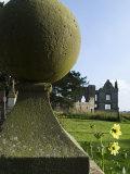 Shropshire  Ruins of Moreton Corbett Castle  Medieval Castle and Tudor Manor House of Corbet Family