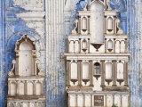 Managua  Zona Monumental  Plaza De La Republica  Derelict Old Cathedral Shattered  1972 Earthquake