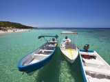 Bay Islands  Roatan  West Bay  Boats  Honduras