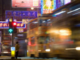 Hong Kong  Trams  China