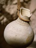 Ceramic Pot in Nizwa Fort  Oman