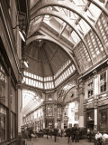 Leadenhall Market  City of London  London  England