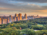 Central Park  Manhattan  New York City  USA