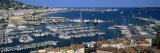 View of a Harbor  Cannes  Provence-Alpes-Cote D'Azur  France