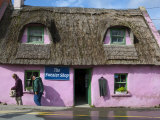 Thatched Handycrafts Store  Doolin  Co Clare  Ireland