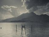 Lombardy  Lakes Region  Lake Como  Bellagio  Grand Hotel Villa Serbelloni  Lakefront  Italy