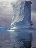 Grandidier Channel  Pleneau Island  Grounded Iceberg  Antarctica