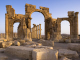Spectacular Ruined City of Palmyra  Syria