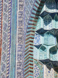 Uzbekistan  Samarkand  Shah-I-Zinder Necropolis