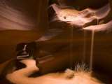Arizona  Page  Antelope Canyon a Slot Canyon  USA