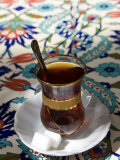 Turkish Tea  Istanbul  Turkey