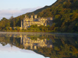 Kylemore Abbey  Connemara National Park  Connemara  Co  Galway  Ireland