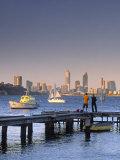Skyline  Perth  Western Australia  Australia
