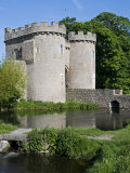 Shropshire  Whittington  Whittington Castle  England