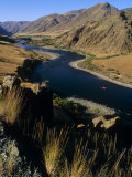 Idaho  Whitewater Rafting on the Snake River in Hells Canyon  USA