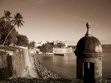 San Juan  Old Town  Paseo Del Morro and La Muralla  Puerto Rico