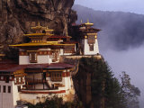 Literally Meaning Tiger's Nest  Taktsang  Built around Cave in Which Guru Padmasambava Meditated