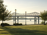 Alabama  Decatur  Rhodes Ferry Park  Steamboat Bill Memorial Bridge  USA