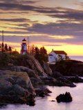 New Brunswick  Campobello Island  East Quoddy Lighthouse  Canada