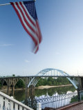 Alabama  Selma  Edmund Pettus Bridge  American Civil Rights Movement Landmark  Alabama River  USA